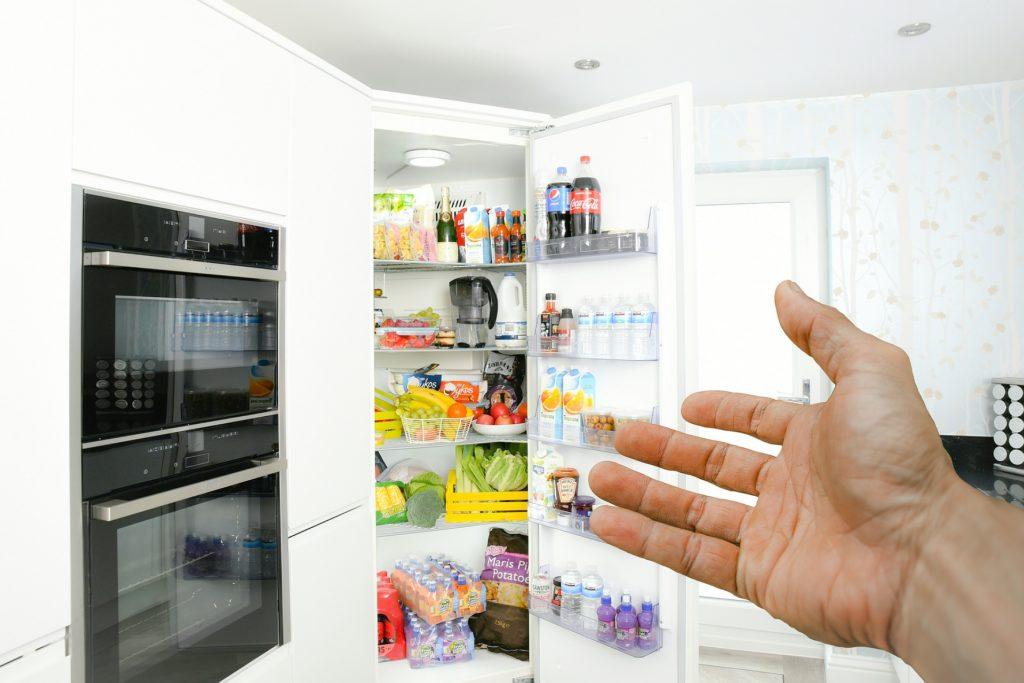 Odpowiednie przechowywanie jedzenia