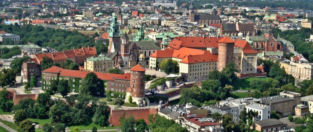 Prestiżowy uniwersytet z Krakowa
